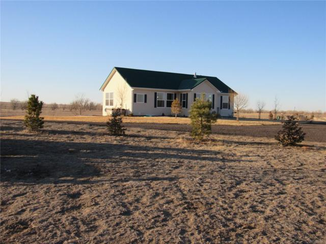 64900 E 38th Avenue, Byers, CO 80103 (#7654266) :: The Pete Cook Home Group