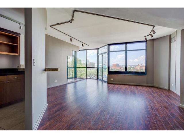 1350 Lawrence Street 4B, Denver, CO 80204 (MLS #7654692) :: 8z Real Estate