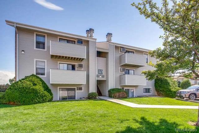 10150 E Virginia Avenue 10-103, Denver, CO 80247 (#7655121) :: The DeGrood Team