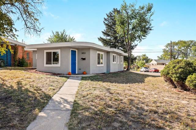 3653 Monroe Street, Denver, CO 80205 (MLS #7655259) :: Bliss Realty Group