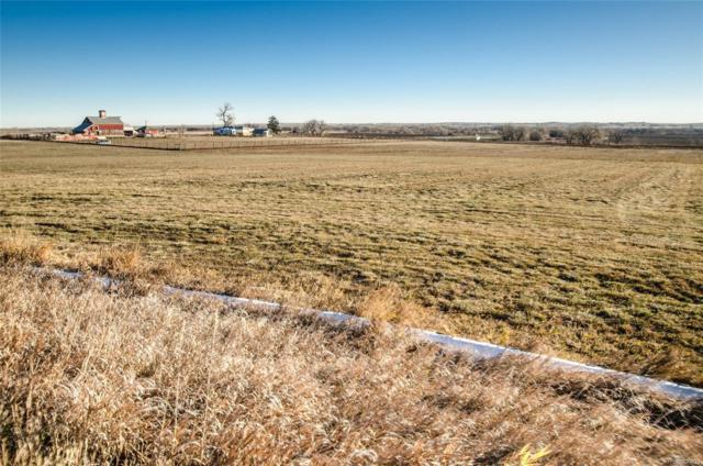 County Road 23, Fort Lupton, CO 80621 (MLS #7655315) :: 8z Real Estate