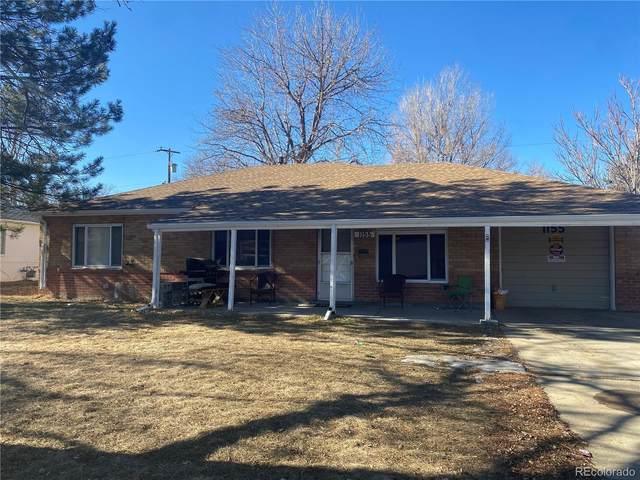 1155 Troy Street, Aurora, CO 80011 (MLS #7655434) :: Kittle Real Estate