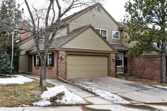 6048 E Briarwood Circle, Centennial, CO 80112 (#7655926) :: The City and Mountains Group