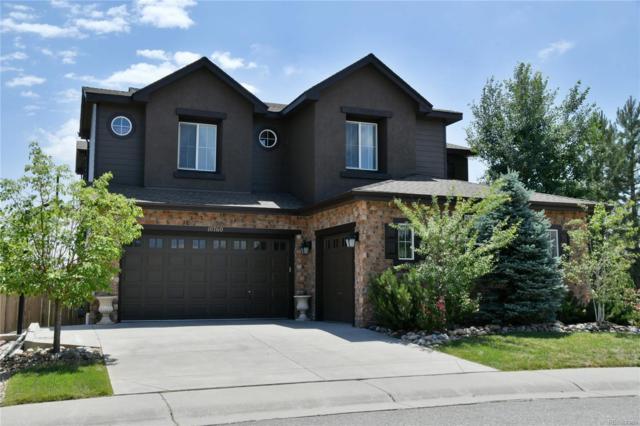 10760 Fairbairn Way, Highlands Ranch, CO 80130 (#7656010) :: HomeSmart Realty Group