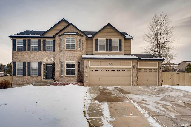 22288 Pebble Brook Lane, Parker, CO 80138 (#7656084) :: HomeSmart