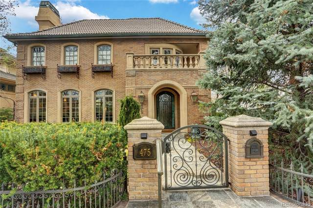475 Madison Street, Denver, CO 80206 (#7656596) :: Mile High Luxury Real Estate