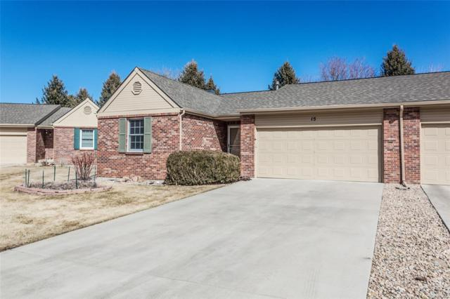 720 Arbor Avenue #15, Fort Collins, CO 80526 (MLS #7657557) :: Kittle Real Estate