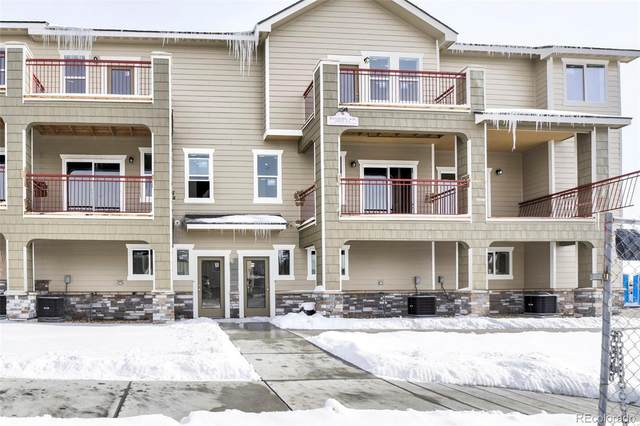 11250 Florence Street 24B, Commerce City, CO 80640 (MLS #7657616) :: 8z Real Estate