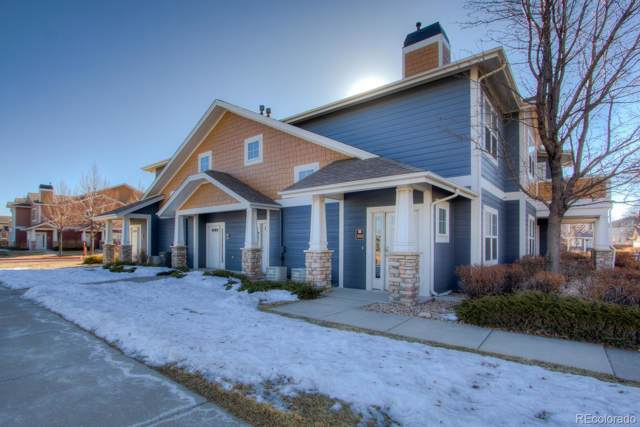 2126 Owens Avenue #102, Fort Collins, CO 80528 (MLS #7657674) :: Keller Williams Realty