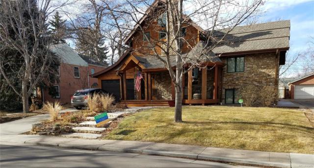 1177 Newport Street, Denver, CO 80220 (#7657707) :: Hometrackr Denver