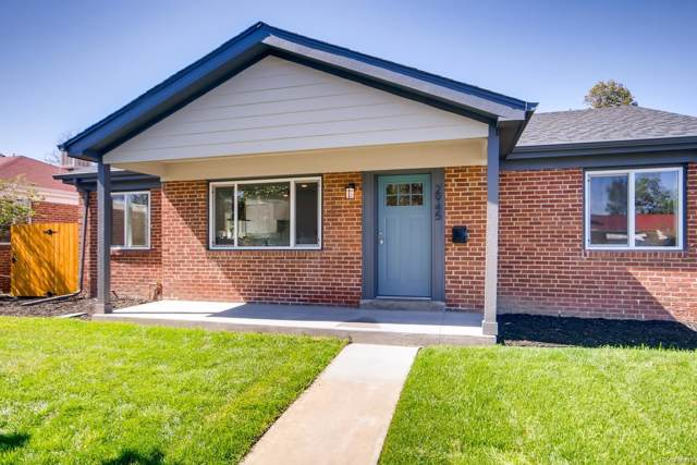 2945 Fairfax Street, Denver, CO 80207 (#7657821) :: The Peak Properties Group