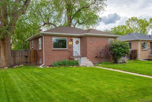 2985 S Logan Street, Englewood, CO 80113 (#7658175) :: 5281 Exclusive Homes Realty