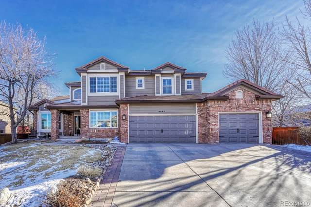 8982 Forrest Drive, Highlands Ranch, CO 80126 (#7658408) :: The Dixon Group