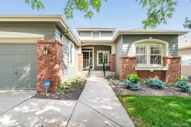 1037 Snow Lily Court, Castle Pines, CO 80108 (#7658677) :: Finch & Gable Real Estate Co.
