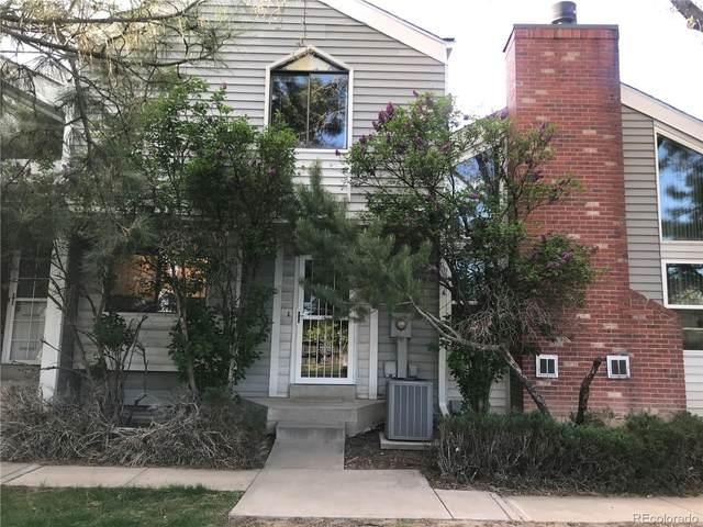 11640 E Cedar Avenue, Aurora, CO 80012 (#7658733) :: The Griffith Home Team
