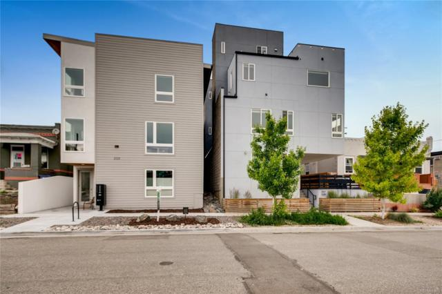 3131 W Conejos Place #3, Denver, CO 80204 (MLS #7658838) :: 8z Real Estate