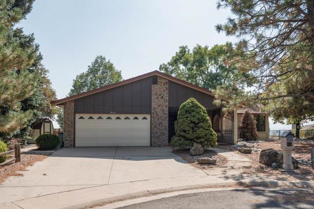 9114 W Warren Drive, Lakewood, CO 80227 (#7658945) :: The DeGrood Team