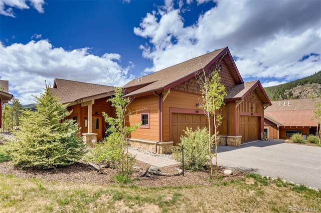 851 Independence Road, Keystone, CO 80435 (#7659604) :: West + Main Homes