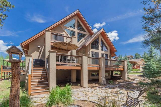 1025 Parkway Lane, Woodland Park, CO 80863 (MLS #7659943) :: 8z Real Estate