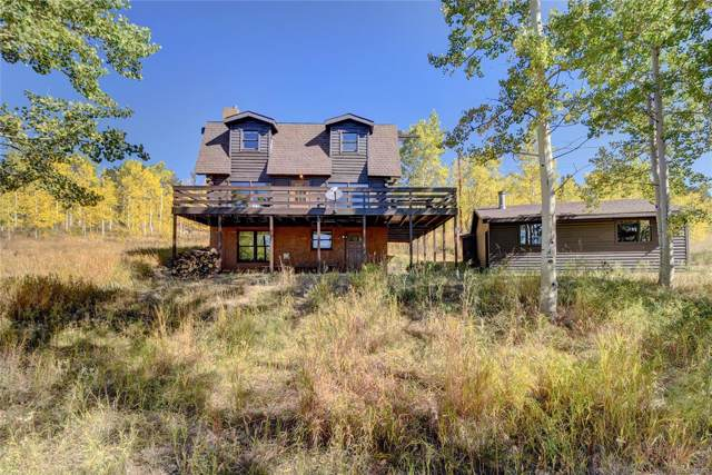 341 Foxtail Drive, Black Hawk, CO 80422 (MLS #7659978) :: 8z Real Estate