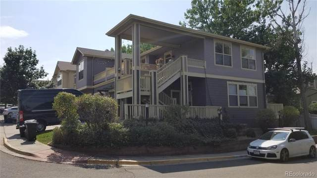 1681 Ames Court #32, Lakewood, CO 80214 (#7660179) :: The HomeSmiths Team - Keller Williams