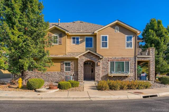 15296 W 66th Drive G, Arvada, CO 80007 (#7660431) :: The DeGrood Team