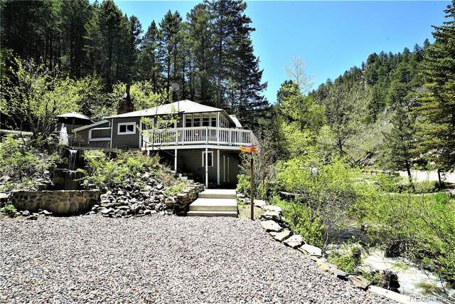 20304 N Turkey Creek Road, Morrison, CO 80465 (MLS #7661032) :: Clare Day with LIV Sotheby's International Realty