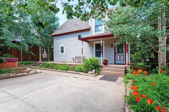 300B Harris, Breckenridge, CO 80424 (MLS #7661039) :: 8z Real Estate