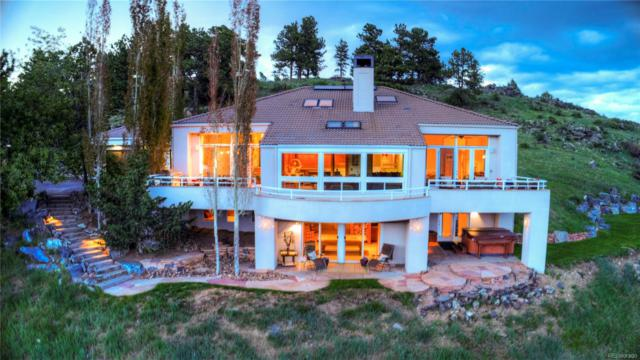 33448 Alta Vista Drive, Evergreen, CO 80439 (#7661275) :: The Peak Properties Group