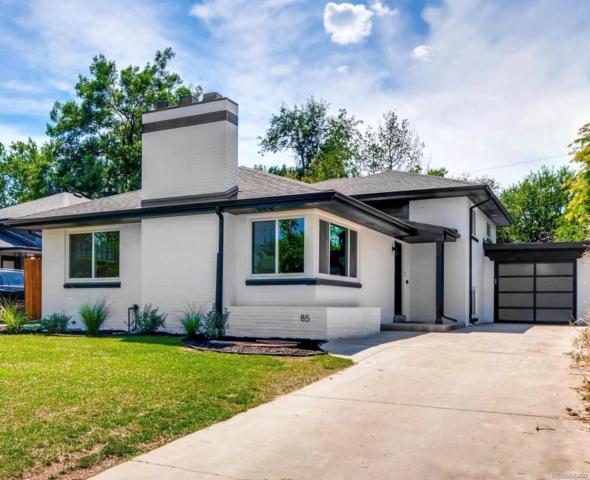 85 Forest Street, Denver, CO 80220 (#7662011) :: The Peak Properties Group