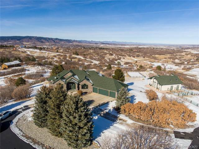 2838 Castle Butte Drive, Castle Rock, CO 80109 (#7662088) :: The Colorado Foothills Team | Berkshire Hathaway Elevated Living Real Estate