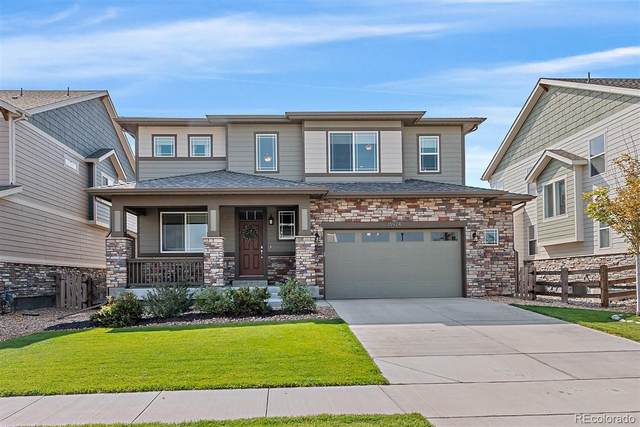 15924 E 117th Avenue, Commerce City, CO 80022 (#7662160) :: The Heyl Group at Keller Williams