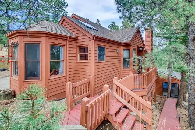 23599 Shingle Creek Road, Golden, CO 80401 (#7662536) :: The HomeSmiths Team - Keller Williams