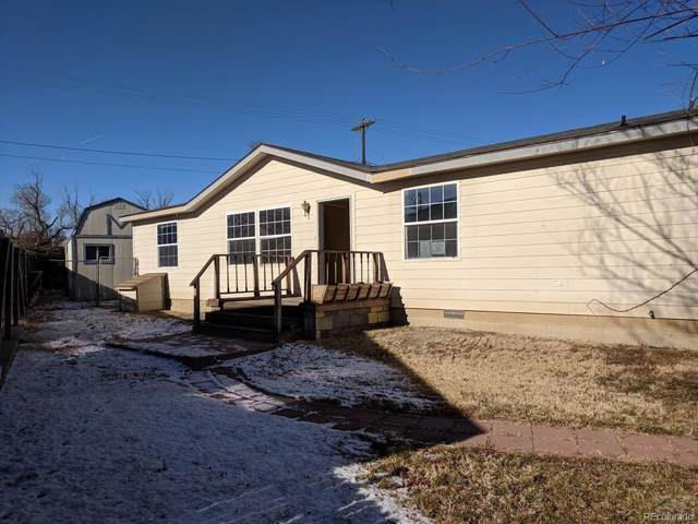 1502 Bradish Avenue, La Junta, CO 81050 (#7662839) :: The Dixon Group