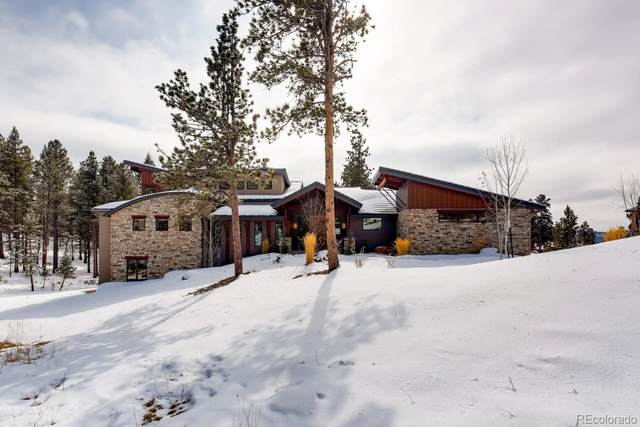 261 Thunder Ridge Drive, Woodland Park, CO 80863 (#7663058) :: The DeGrood Team