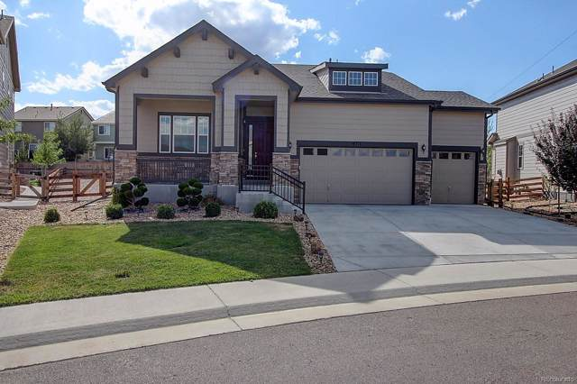 4711 S Netherland Street, Centennial, CO 80015 (#7663794) :: James Crocker Team