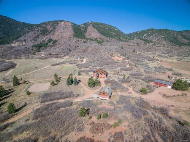 4210 Green Mountain Drive, Colorado Springs, CO 80921 (MLS #7663941) :: 8z Real Estate