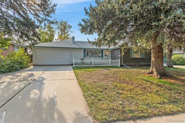 3067 S Holly Place, Denver, CO 80222 (#7663952) :: Sultan Newman Group