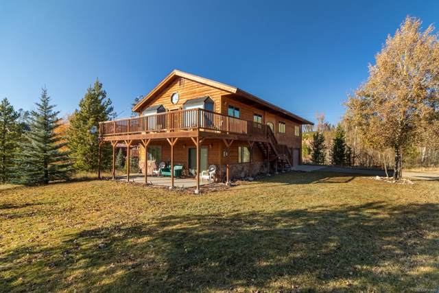 329 Mountain Avenue, Grand Lake, CO 80447 (#7664091) :: Bring Home Denver with Keller Williams Downtown Realty LLC
