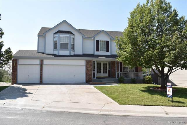 2940 Signal Creek Place, Thornton, CO 80241 (#7664163) :: Kimberly Austin Properties