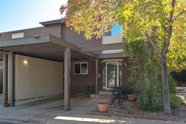 1413 Bradley Drive, Boulder, CO 80305 (#7664284) :: Real Estate Professionals
