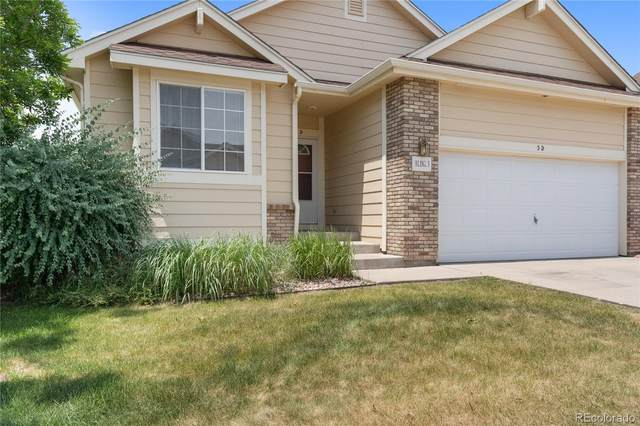 4902 W 29th Street D, Greeley, CO 80634 (#7664457) :: The DeGrood Team