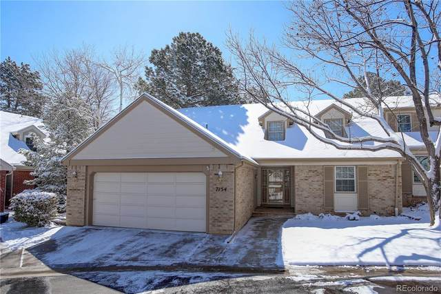 7154 S Poplar Way, Centennial, CO 80112 (#7664527) :: HomeSmart