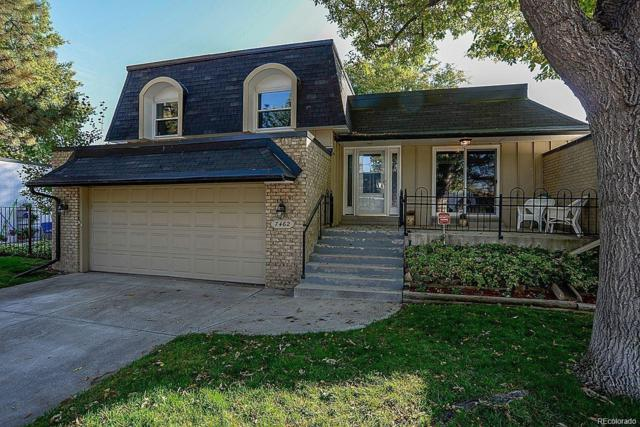 7462 W Cedar Circle, Lakewood, CO 80226 (#7664664) :: Wisdom Real Estate