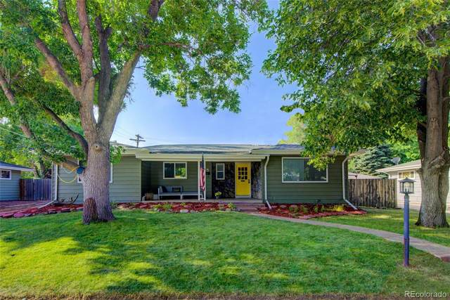 2368 E Floyd Place, Englewood, CO 80113 (MLS #7664751) :: Clare Day with Keller Williams Advantage Realty LLC