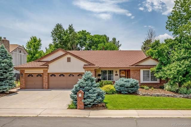 9092 E Colorado Drive, Denver, CO 80231 (#7664875) :: The HomeSmiths Team - Keller Williams