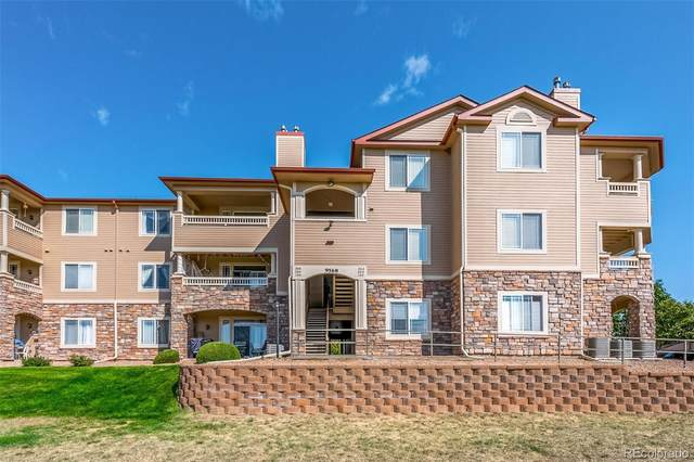 9568 W San Juan Circle #304, Littleton, CO 80128 (MLS #7665020) :: 8z Real Estate