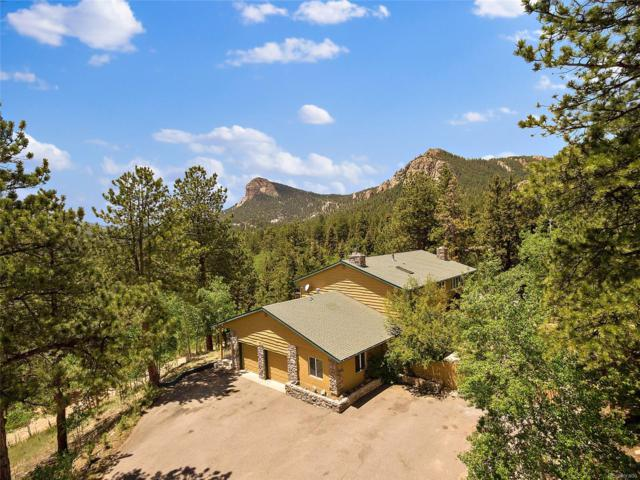 34481 Jensen Road, Pine, CO 80470 (#7665082) :: Wisdom Real Estate