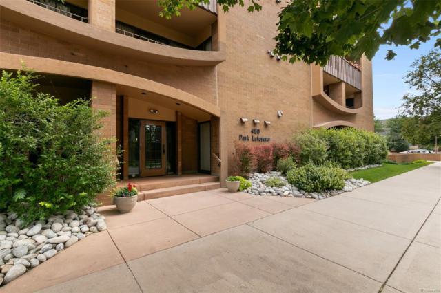 400 S Lafayette Street #504, Denver, CO 80209 (#7665119) :: The Healey Group