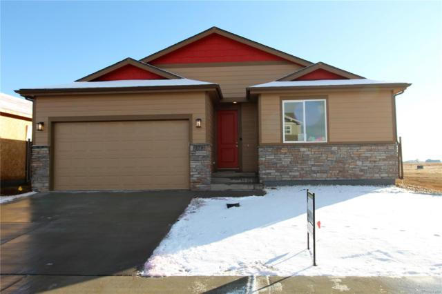 714 N County Trail N Country Trail, Ault, CO 80610 (#7665134) :: The Griffith Home Team
